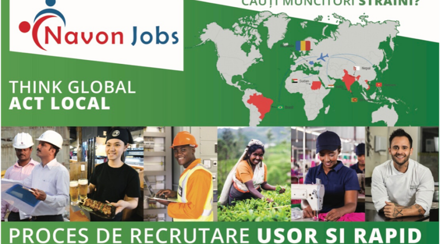 How to solve the labor shortage in Romania by recruiting Asian and foreign staff